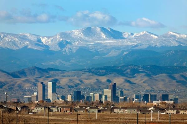 Denver Rocky Mtns