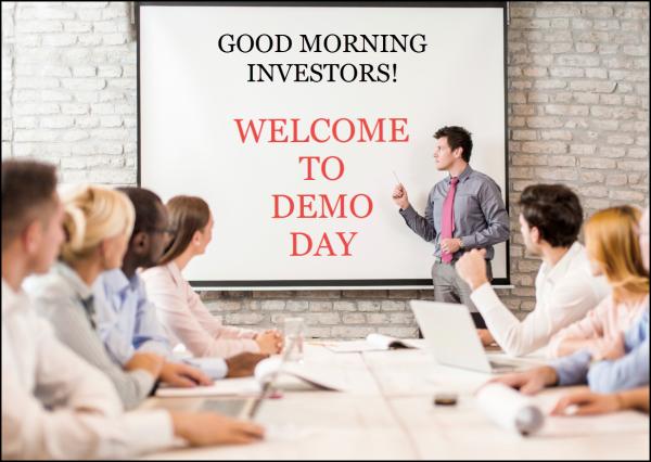 Demo Day Presentation